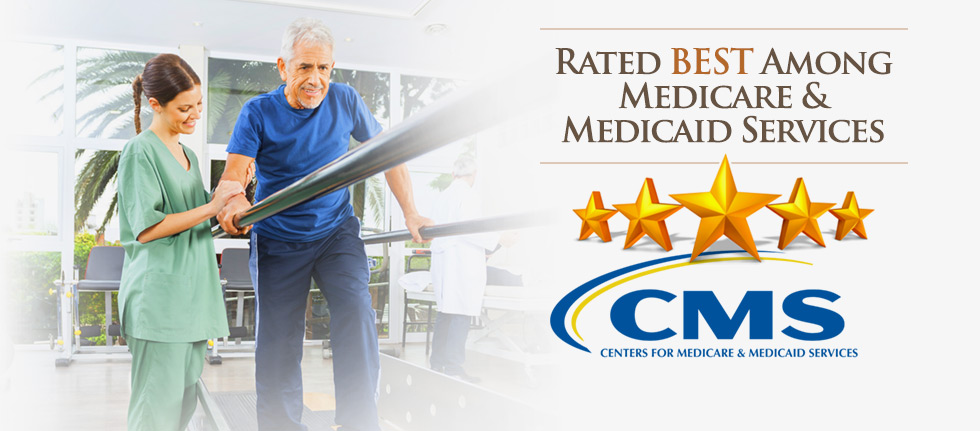 Rated BEST Among Medicare & Medicade Services